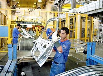 Autoproduktion im Iran