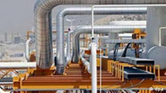 Erdgasförderung im Iran, Wirtschaft