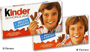 Kinderschokolade - Panorama