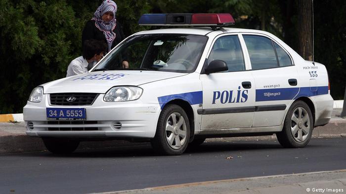 Istanbul Polizeieinsatz