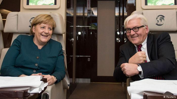 Хто гратиме першу скрипку в зовнішній політиці: Меркель чи Штайнмаєр?