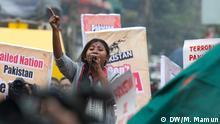 Bangladesch Protest gegen Pakistan 19.12.2013