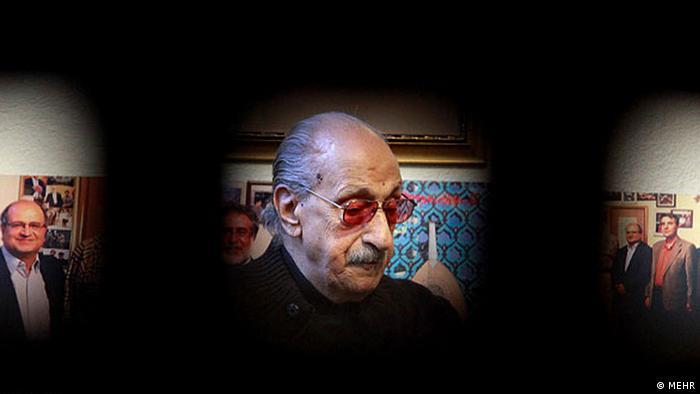 Bildergalerie Iran KW51عبدالوهاب شهیدی، خواننده پیشکسوت موسیقی ایران