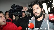 Türkei Reza Zarrab Korruption