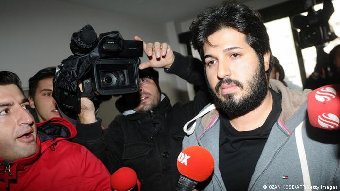 Türkei Reza Zarrab Korruption (OZAN KOSE/AFP/Getty Images)