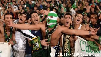 Fans von Raja Athletic Club