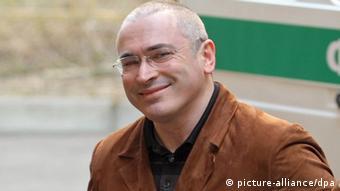 Michail Chodorkowski (Archiv-Foto: dpa)
