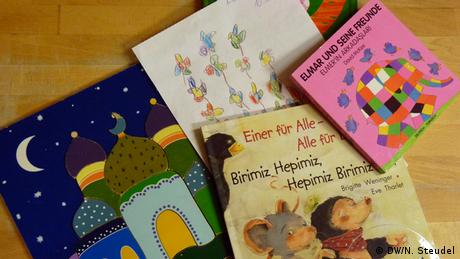Deutsch-türkische Bilderbücher