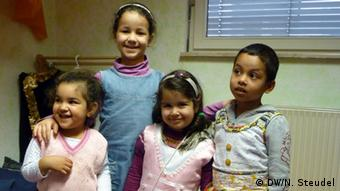 Kinder im muslimischem Kindergarten in Karlsruhe (Foto: DW)