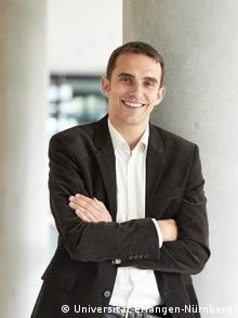 Markus Beckmann Wirtschaftswissenschaftler Universität Erlangen-Nürnberg. (Foto: privat)