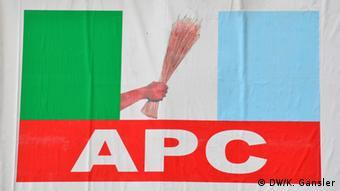Nigeria Oppositionspartei APC