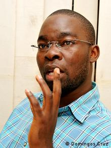 Domingos Cruz, angolanischer Schriftsteller