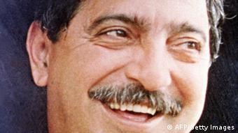 Chico Mendes, morto a tiros de espingarda em 22 de dezembro de 1988