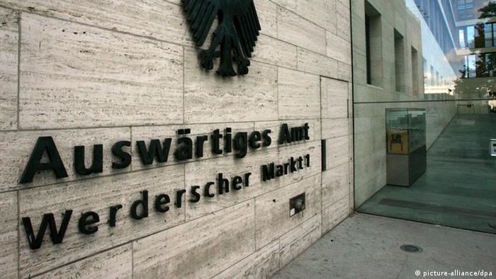 Auswärtiges Amt in Berlin ARCHIV 2006