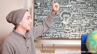 Symbolbild Deutsch als Fremdsprache