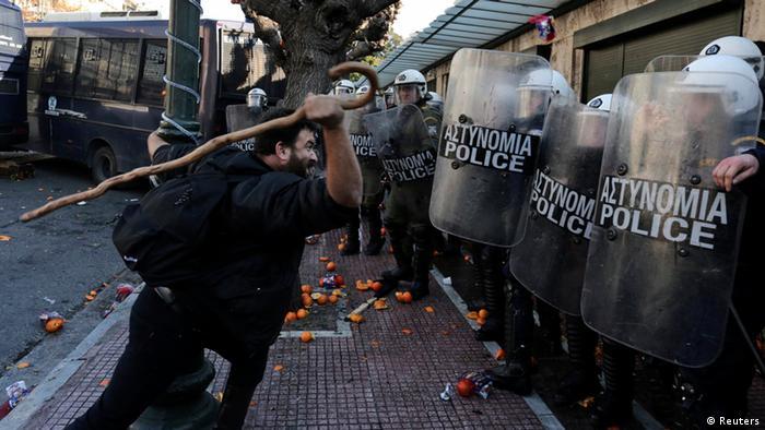 Protest Athens (c) Reuters