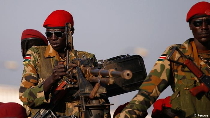 Sudan - government troops
