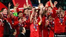FIFA Klub Weltmeisterschaft Bayern München vs Raja Casablanca