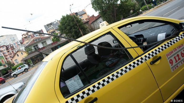 Taxi in Sofia