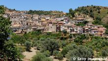 Riace Dorf in Süditalien