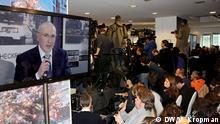 Michail Chodorkowski Marieluise Beck Berlin 21.12.2013