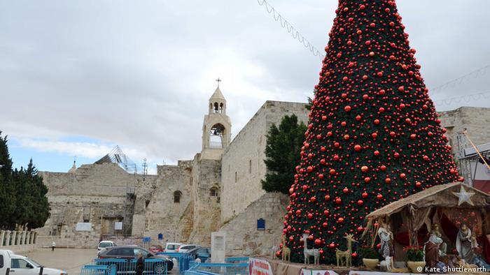 Bethlehem strives for a normal Christmas | Middle East | DW ...