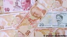 Symbolbild - Türkische Lira