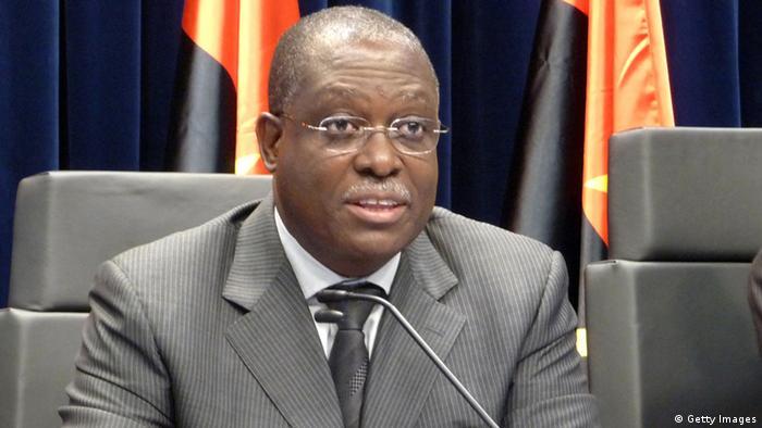 Angola - Vize-Präsident Manuel Vicente
