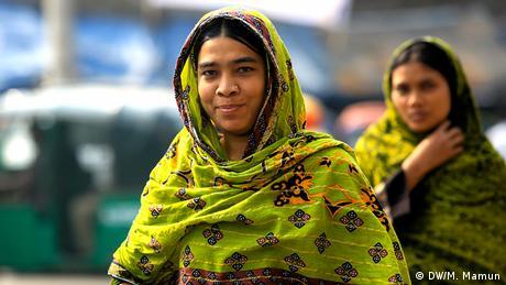 Bangladesh Dhaka Kleidungsherstellung Mitarbeiter