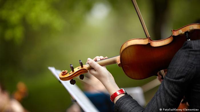 Symbolbild Klassische Musik (Fotolia/Alexey Klementiev)