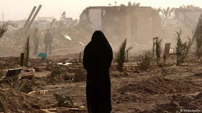 Bildergalerie Iran Bam 10 Jahre nach dem Erdbeben (Emdadgar.ir)