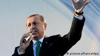 Recep Tayyip Erdogan in Turkey (Foto: EPA/KAYHAN OZER/ANADOLU AGENCY)