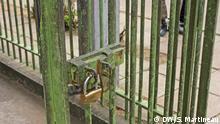 Zentralgefängnis von Abidjan Elfenbeinküste