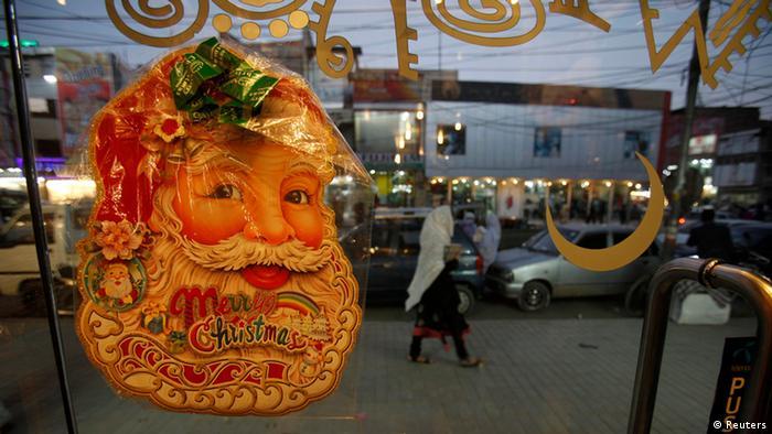 Pakistan Weihnachten Schmuck Souvenir