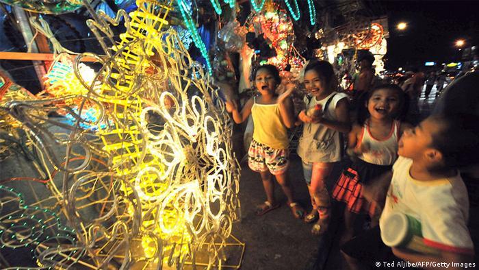 Bildergalerie Sternsinger Philippinen