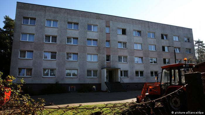 Asylbewerberheim Flüchtlingsheim Deutschland 2013