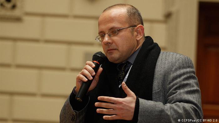 Andreas Umland (Photo: CFSB)
