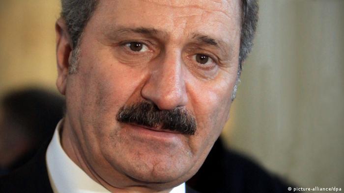 Türkei Korruptionsskandal Zafer Caglayan Rücktritt Archivbild (picture-alliance/dpa)