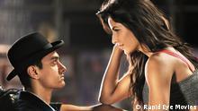 Aamir Khan, Katrina Kaif in Dhoom 3