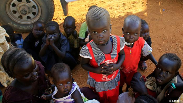 Refugees in Juba