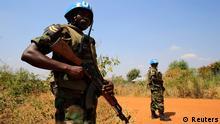 Südsudan UNAMIS Soldaten 23.12.2013