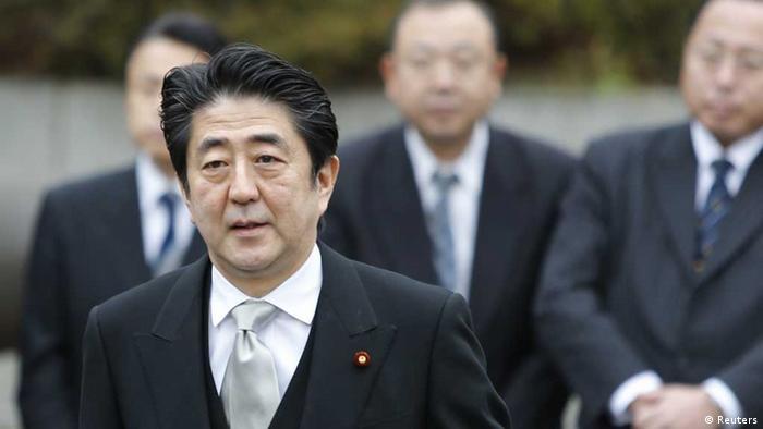 Japan - Abe