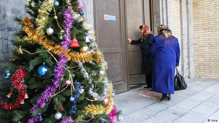 Bildergalerie Weihnachten im Iran