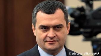 Міністр внутрішніх справ Віталій Захарченко залишається на посаді