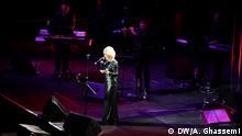 Konzert von iranischer Popdiva Googoosh in Köln am 25.12.13