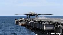 USA Kampfdrohne X-47B