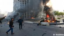 Beirut Libanon Anschlag Explosion Autobombe