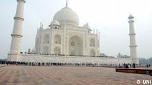 Indien Besuch des Taj Mahals