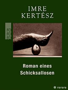 جلد رمان بیسرنوشت به آلمانی که توسط انتشارات روولت به چاپ رسید