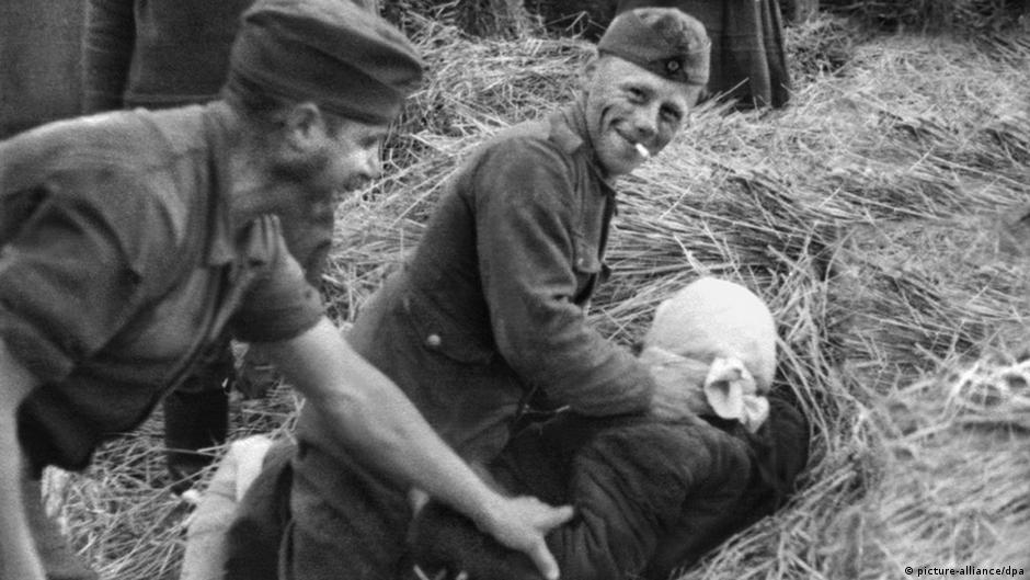 Vergewaltigung 2 Weltkrieg